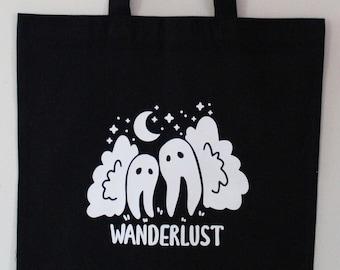 Wanderlust Fresno Nightcrawlers Tote Bag