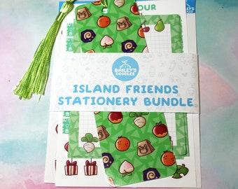 Animal Crossing Stationery Bundle