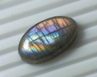 Details about  /Selected Item Natural Flashy Labradorite Cabochon Hand Polished Gemstone V50-10