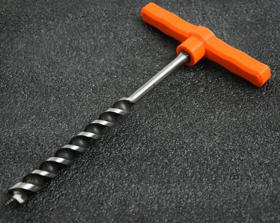 Scotch T Auger Universal T Handle For Brace Bits Carpenters Bushcraft Survival