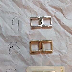 Vintage Belt Buckle Belt Buckles Gold Tone Salesmen/'s Samples Satin Display Pillow Jewelry Quality Beautiful Fancy Filigree