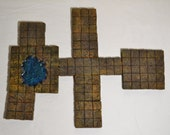 Modular Cavern Set for Dungeons and Dragons D D Pathfinder RPG 5e DnD Tabletop Games