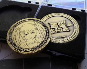 Murakumo Comics 2020 Commemorative Challenge Coin
