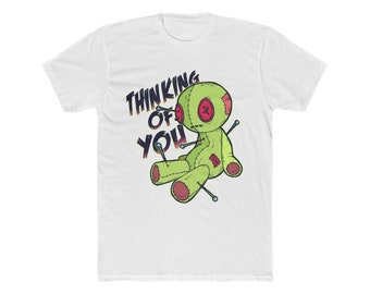 Thinking Of You Voodoo Doll | Unisex Shirt | Graphic Tee