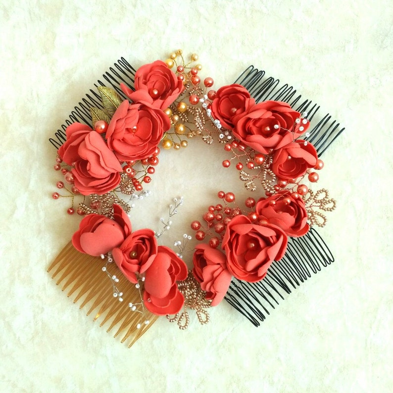Put the barrette in the basket together with the scarf and you will receive it as a gift for only 2 USD