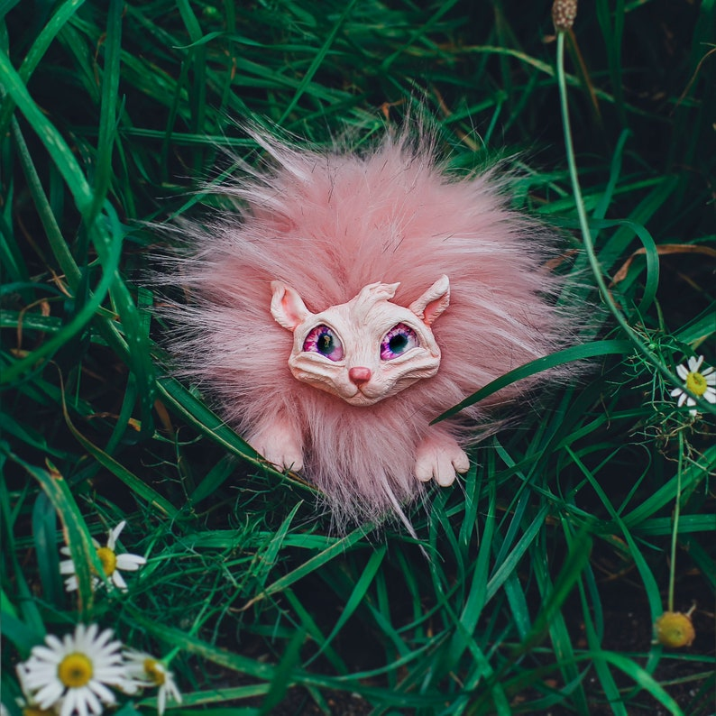 Purring Puffskein  Pygmy Puffs  Appaloosa Puffskein  image 0