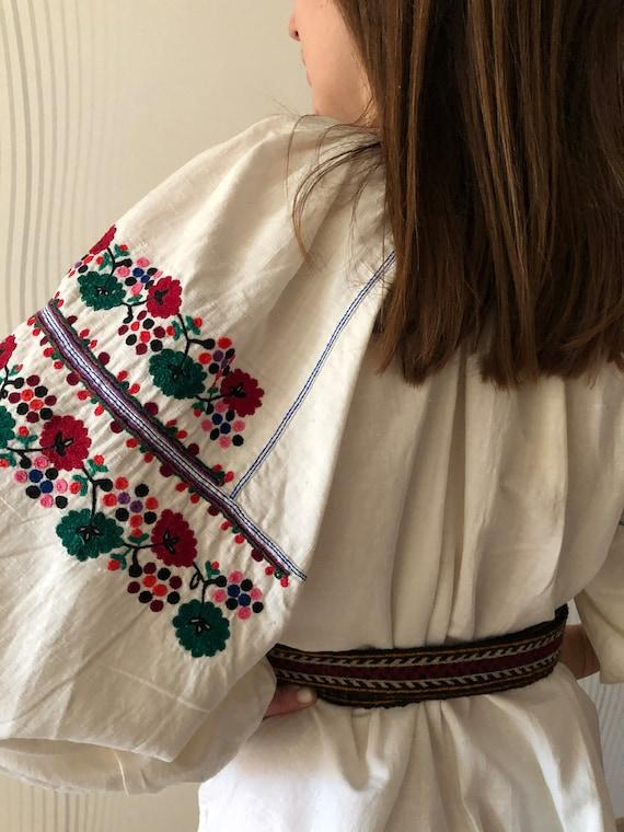 Ukrainian dress! Embroidered Ukrainian vintage dre
