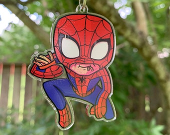 Chibi Peter B. Parker 2in. Acrylic Charm