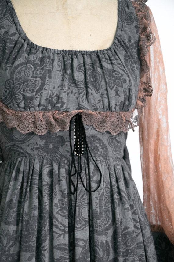 Vintage Gunne Sax milkmaid dress - image 6
