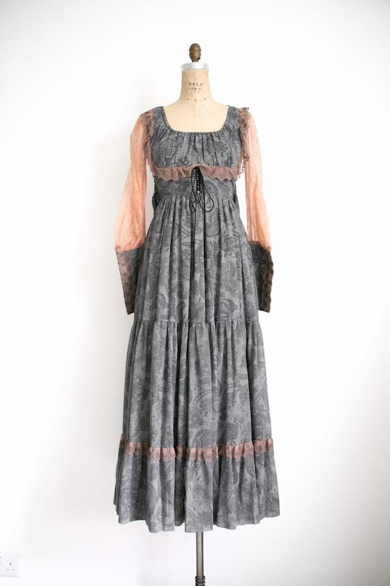 Vintage Gunne Sax milkmaid dress - image 2