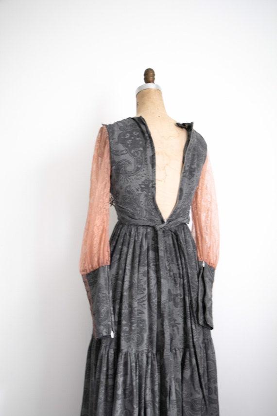 Vintage Gunne Sax milkmaid dress - image 9