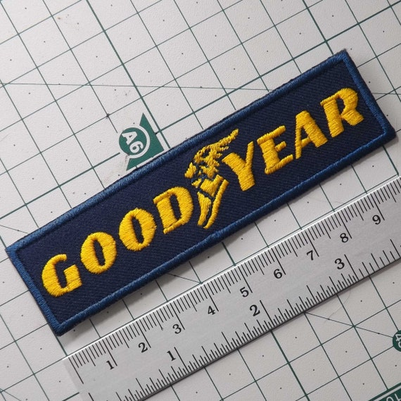 `BF GOODRICH` MOTOR SPORT SEW OR IRON ON PATCH