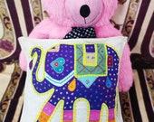 Cover Cusion Pillow Home Decor Sofa Cotton Indian Mandala Ethhnic Handmade Pillowcase Square Case Cushion Soft Plain Multicolor 16 quot x16 quot