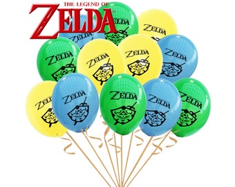 Zelda Party Supplies