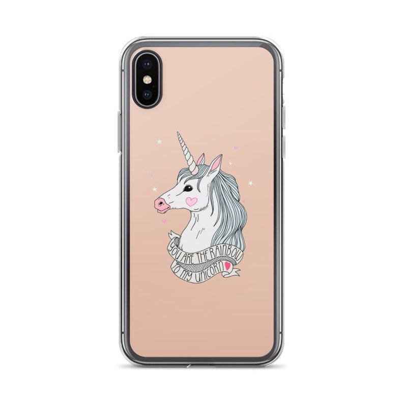 iPhone XS Case iPhone 7 Plus Case iPhone XR Pink iPhone Case Girls iPhone Case iPhone X Case UniCorn iPhone Case Girly iPhone Case