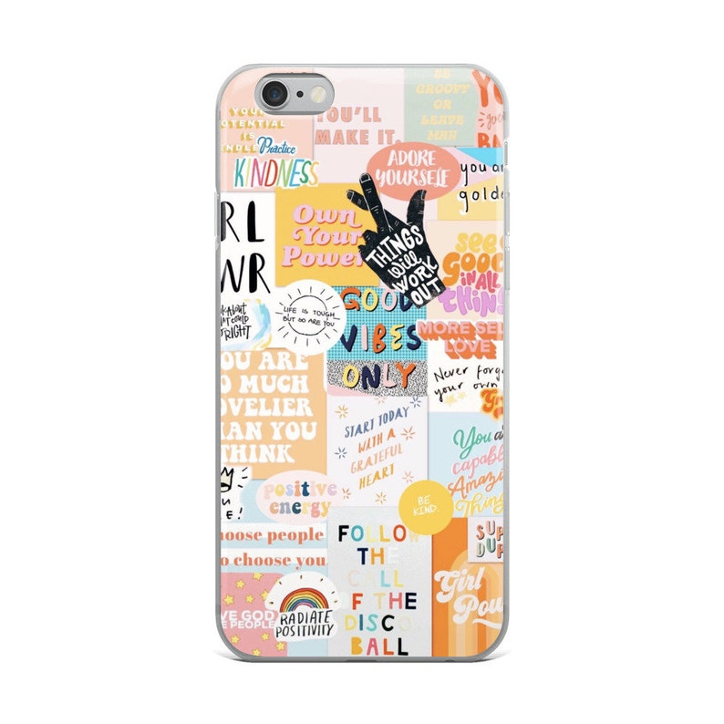 Collage iPhone Case, Aesthetic iPhone Case, Summer iPhone Case, Tumblr  iPhone Case, iPhone x case, iPhone xs case, iPhone xr case, iPhone xs