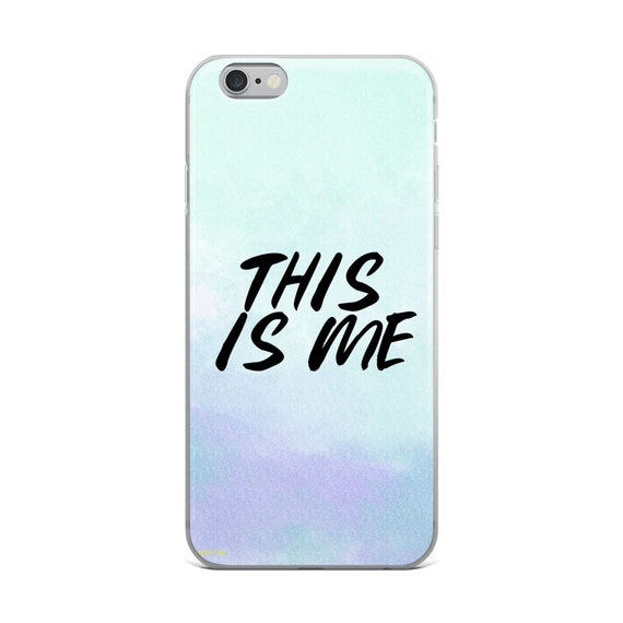 This Is Me Iphone Case Aesthetic Iphone Case Boss Iphone Etsy