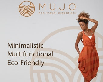 MULTIFUNCTIONAL CLOTHING -  Summer Infinity Dress - Maternity Dress