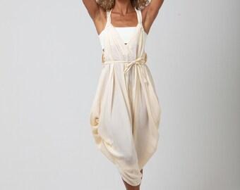 BALLOON DRESS - Jumpsuit - Infinity Dress - Jumpsuit - Long Skirt - Harem Pants - Multifunction Clothing - Travel Clothing