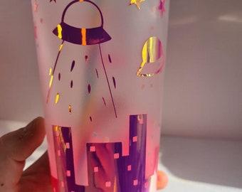 24oz Alien cup