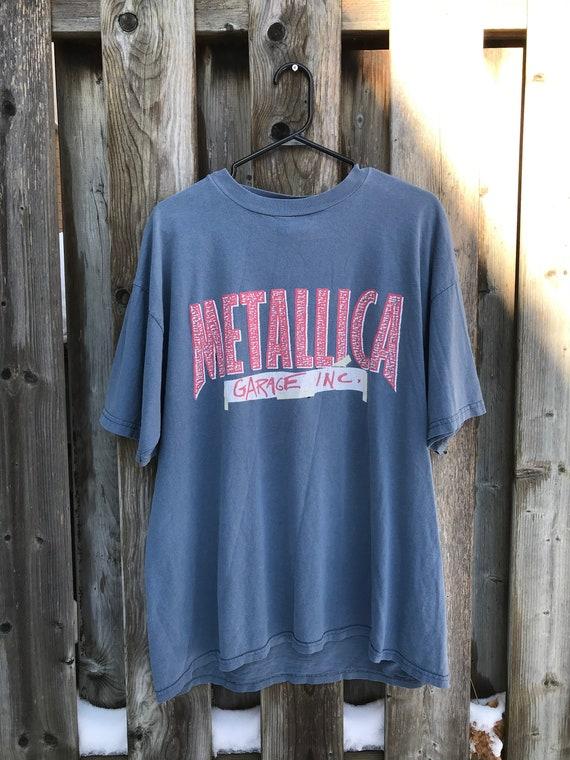 Vintage Metallica Garage Inc T-Shirt