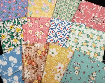 code03 UK SELLER Big Bundle New 100/% Cotton Floral Fabric Remnants Riley Blake
