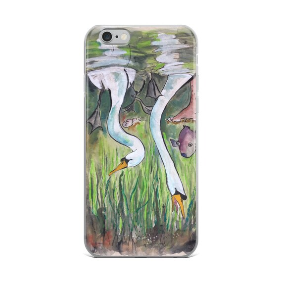 Midday Mountains iPhone 11 case