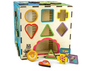 Quokka Wooden Toys