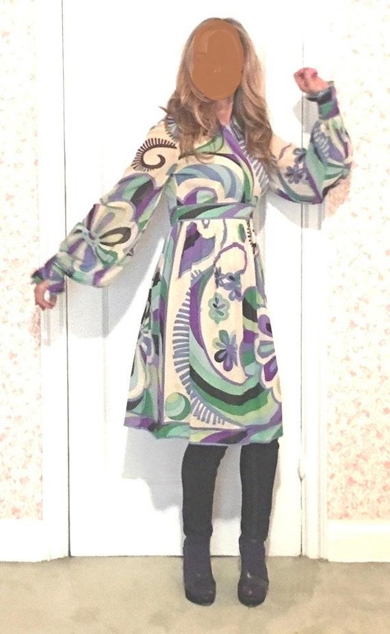 Original Emilio Pucci Dress from '60's - image 3