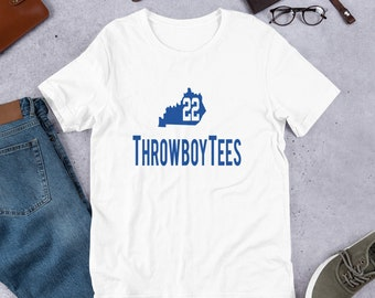 93ad62a3c125 throwboy tees T-Shirt, jared lorenzen shirt-throwboy teesUnisex T-Shirt,