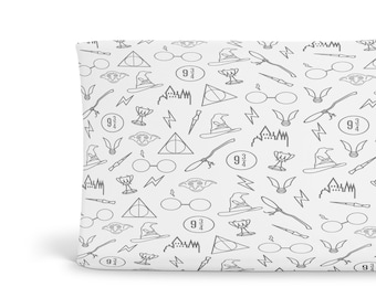 Wizard Baby Changing Pad Cover, Wizard Changing Pad, Wizard Nursery, Changing Pad Cover, Change Pad, Baby Changing Pad