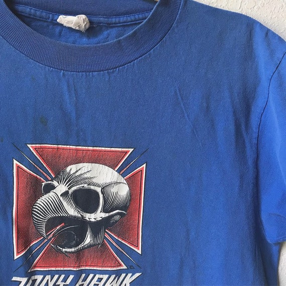 Vintage Tony Hawk graphic tee - image 3