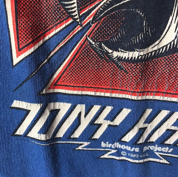Vintage Tony Hawk graphic tee - image 2
