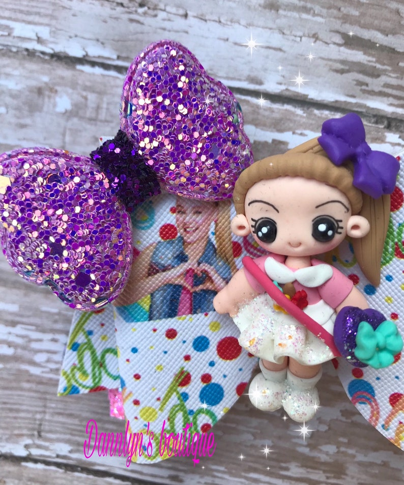 Jojo Siwa inspired bowchunky bow