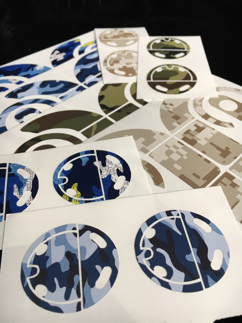 Camouflage Cochlear implant skins