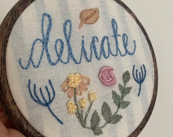 Custom embroidery | Etsy