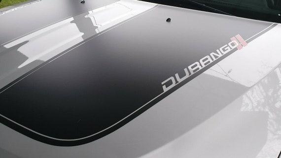 2011-2019 Dodge Durango Stripes Vinyl Graphic Decal Propel Hood 3M citadel
