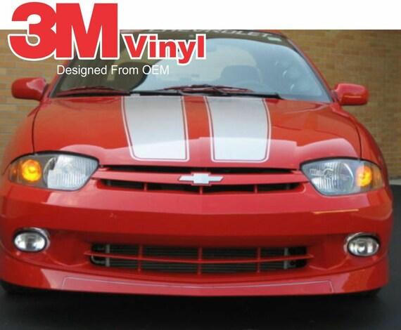 Chevrolet Chevy Cobalt /& Pontiac G5 Coupe Rally Stripes SS 3M 2 door 2005-2009