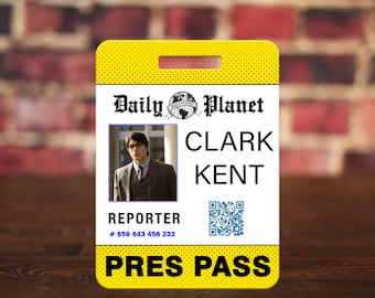 Press Pass Etsy
