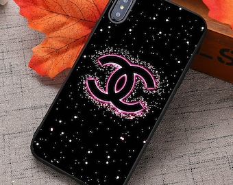 c3de2a0f172 Phone Cases Chanel iPhone XS Max / Chanel Samsung S10 Plus Case / Chanel  iPhone XR, XS, X, 8 Plus Case / Samsung S10, S9+, Note 9 Case