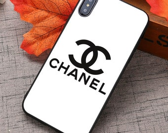 11dcce6a892 Luxury Cases Chanel iPhone XS Max / Chanel Samsung S10 Plus Case / Chanel  iPhone XR, XS, 8 Plus Cases / Samsung S10, S9+, Note 9 Cases