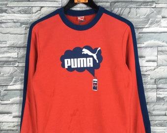 f949e39aa1e67 Puma sport sweaters | Etsy