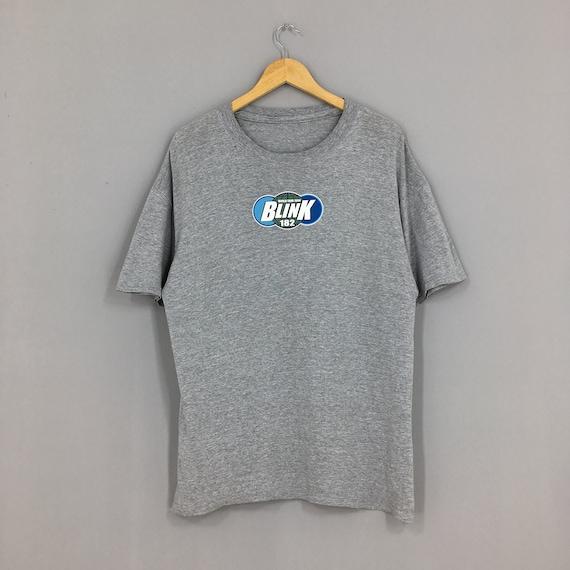 Vintage Blink 182 Punk Rock Tshirt Medium 90's Pun