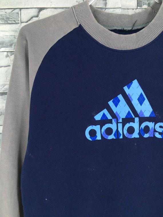 ADIDAS Raglan Zipper Jacket Cotton Ladies Medium 90s Vintage Athletic Sport Adidas Three Stripes Adidas Sweater Brown Jacket Women Size M