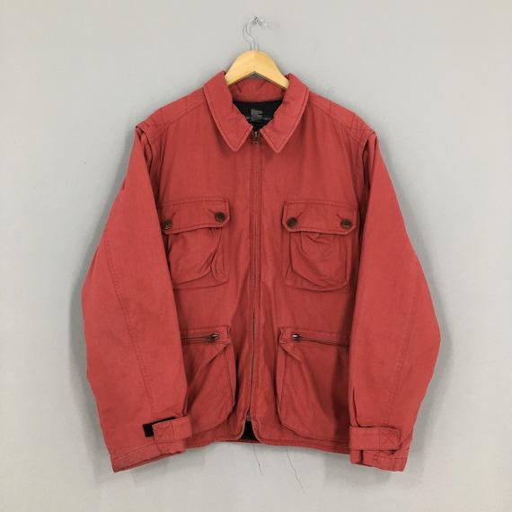 Vintage 90's Banana Republic Harrington Jacket Med