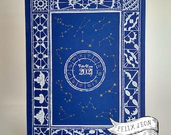 Calendar 2021 Felix Deon