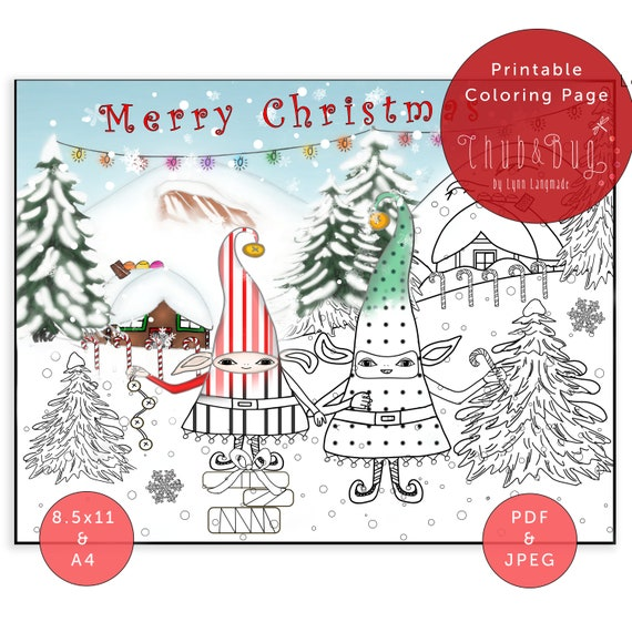 Christmas Village Coloring Pages Free Christmas Colouring Pages For  Children | Christmas coloring books, Free christmas coloring pages, Printable  christmas coloring pages | 570x570