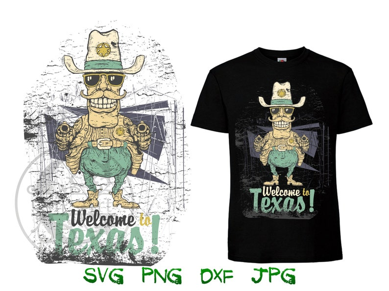 cc05b1ed935cf Welcome to Texas Clip art Vector T-shirt Design Printable, iron on transfer  for t shirt, sublimation print t shirts instant download SVG PNG