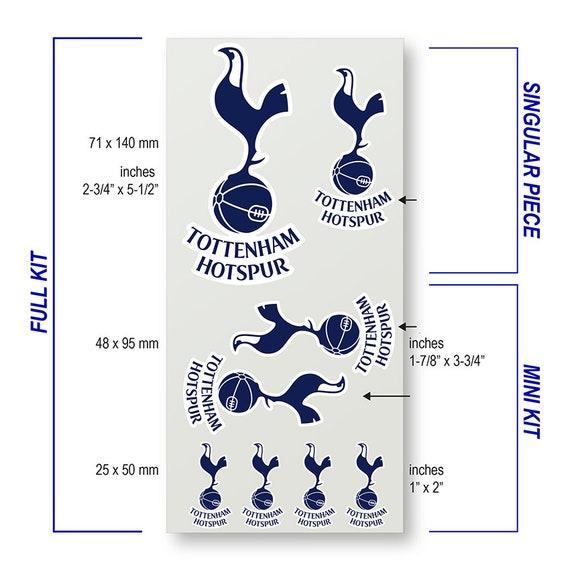 Tottenham Hotspur F.C Color Anillo Pulsera De Cuero-FC Oficial Club de Fútbol