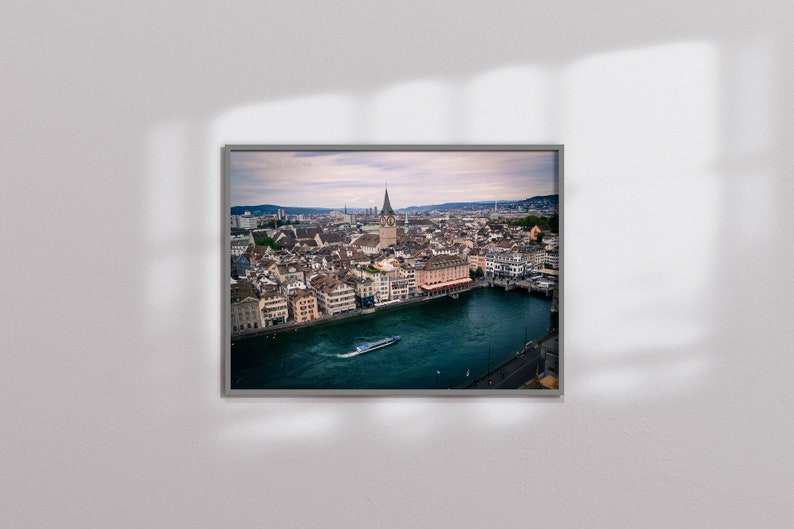 Switzerland Wall Decor  Digital Download with FREE mobile image 0